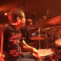 TAMA Brothers! シータカさん➕川西さん@JCB Hall  #puffy Concert, Concerts