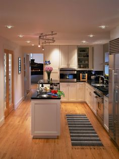 Best Long Narrow Kitchen Island Table Home Ideas Pinterest 400 x 300