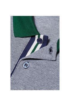 Polo Shirt Design, Polo Design, Polo Rugby Shirt, Mens Polo T Shirts, Fred Perry, Mat Man, Pique Shirt, Cute Love Images, Tennis Fashion
