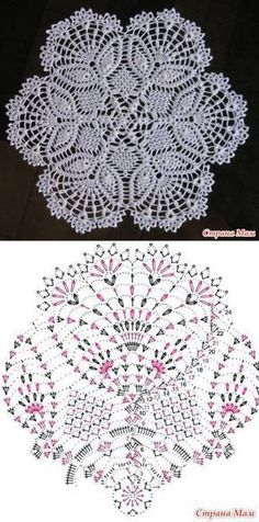 Captivating All About Crochet Ideas. Awe Inspiring All About Crochet Ideas. Free Crochet Doily Patterns, Crochet Shawl Free, Crochet Doily Diagram, Crochet Circles, Crochet Art, Thread Crochet, Filet Crochet, Irish Crochet, Crochet Motif