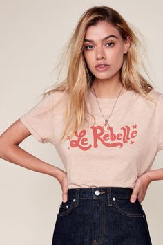 Le Rebelle Beau Crew   MATE the Label   Siren & Muse