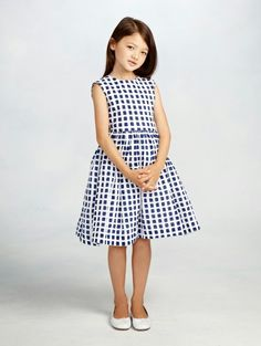 Oscar de la Renta Girls #summer15 #childrenswear