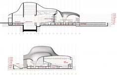 Florence Music and Culture Park in Florence, Italy 2007 by Arata Isozaki