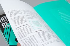 99U Quarterly Magazine :: Issue No.3 on Behance