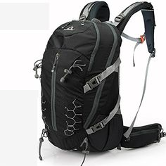 ALUSKorean version of the Outdoor mountaineering backpack bag multifunction double shoulder pack waterproof hiking cycling -- Want to know more, click on the image.(This is an Amazon affiliate link and I receive a commission for the sales)