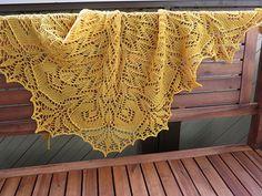 Golden Orchids by Aino Haikala - Free pattern