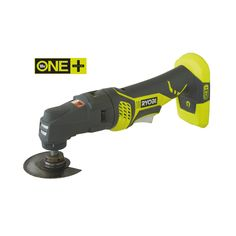The MUST-HAVE tools for any keen DIY'er. Complete up to 6 different jobs with the 1 tool. The 18V Cordless Multi Tool from Ryobi's ONE+ System| Power Tools | Ryobi Tools
