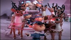 "Rudolph the Red- Nosed Reindeer- ""Have a Holly Jolly Christmas"""