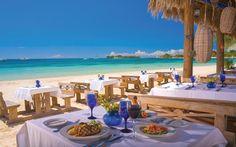 restarants caribbean | Caribbean food and restaurants at Sandals resorts