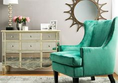 Joss&Main.com...Beautiful Chair...Love The Color