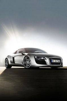 Audi R8 / ouhhhh! Now this is my car with just one other.....secret white porsche