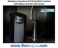 Healthy Water, Water Purification, Water Treatment, Water Systems, Water Filter, Keurig, Small Businesses, Drinking Water, Faucet