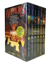 the warrior series is totally awesome!