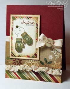 Holiday Season Sampler by debdeb - Cards and Paper Crafts at Splitcoaststampers