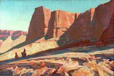 maynard dixon | Maynard Dixon - Article - The Santa Fe Site