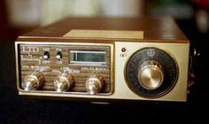 One of my Browning LTD 23ch. am/ssb mobiles.
