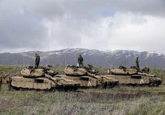 Report: Syrian regime closes in on village near Israeli Golan. Dec 26, 2017. Prophecy ISRAEL SURROUNDED. In Rev 12:4-6 is '4 the dragon STOOD BEFORE the woman (SURROUNDED)'. '5 the CHILD was CAUGHT UP (RAPTURED)'. '6 and the WOMAN FLED (JEWS FLEE)'.