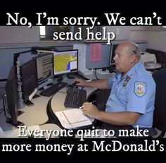 cool Police need to be paid more, shit they should get hazardous pay for every shift... by  http://www.dezdemonhumor.top/police-humor/police-need-to-be-paid-more-shit-they-should-get-hazardous-pay-for-every-shift/