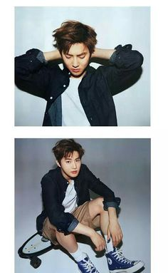 Suho for ViVi Magazine Baekhyun Chanyeol, Exo Kai, Chen, Luhan And Kris, Kim Joon Myeon, Korean Boy, Korean Wave, Kim Jung, Perfect Boyfriend