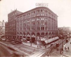 We Haven't Forgotten: Gimbels Thanksgiving Parade Was The First | Hidden City Philadelphia