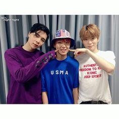 NCT Johnny Haechan Donghyuck Jaehyun