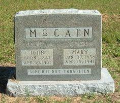 John Lane McCain