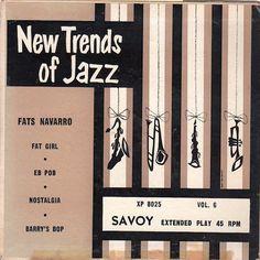 jazz savoy records fats navarro fat girl