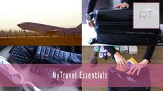 My Travel Essentials + What's In My Suitcase | Rachel Talbott