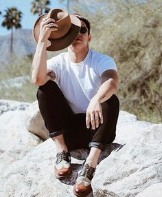 Style Outfits, Cool Outfits, Casual Outfits, Men Casual, Indie Fashion, Mens Fashion, Fashion Art, Spring Wear, Men's Wardrobe