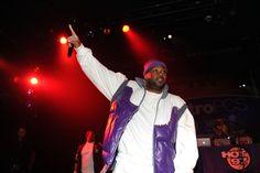 13. Ghostface Killah-----------Ghostface Killah of The Wu-Tang Clan performs in HOT 97′s Metro PCS 5 Boro Takeover Tour