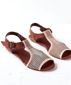 leah sandal by ariana bohling
