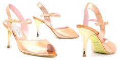 PUNTILLE COBRE Available in sizes 38, 39, 40 @ www.condiva.com #commeilfaut #tango #shoes #milonga