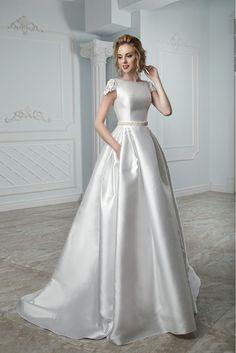 4ce25567980 Свадебное платье Анна Кузнецова Gemma ▷ Свадебный Торговый Центр Вега в  Москве