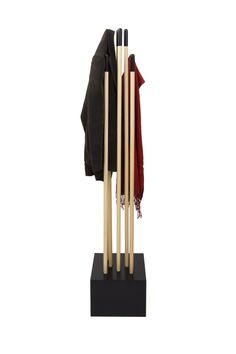 STEM - WOODEN COAT STAND by Matteo Gerbi Storehttps://clippings.com