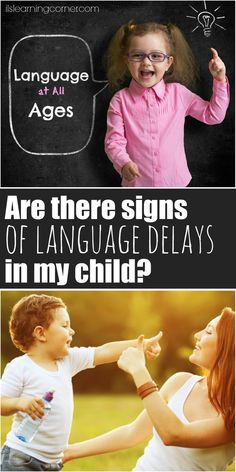Language Development: What to Expect at Different Ages | ilslearningcorner.com