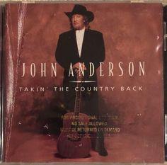 "JOHN ANDERSON: ""TAKIN' THE COUNTRY BACK"" John Anderson (CD, Oct-2003, Mercury)  | eBay"