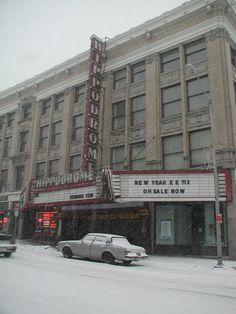 Hippodrome Theater, Springfield, MA.  {pka Paramount Theater}