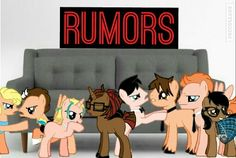 Made with PonyCreator v3- Rumors by Neil Simon