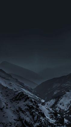 wallpaper-nature-earth-dark-asleep-mountain-night-iphone6-plus-wa...