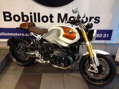 BMW R nine T By Bobillot Motors