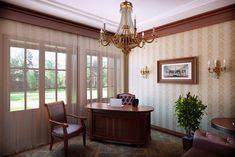 Marvelous Bürodekor Ideen: Klassisches Bürodesign