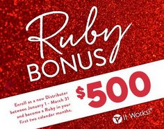 Looking for anyone that wants to make extra cash! It Works global is doubling the bonuses. Are you always posting something? That's all you got to do is post and get paid for it. People want these products. There's only 90,000 distributors where Mary Kay has 3.5 million. We are the Mary Kay from the 1950's. If you want more info message me!