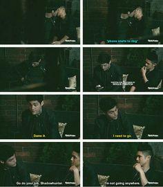 Alec and Magnus #Malec 2x07