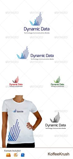 Dynamic Data Logo #increase #invest #investment • Available here → http://graphicriver.net/item/dynamic-data-logo/5747598?s_rank=67&ref=pxcr