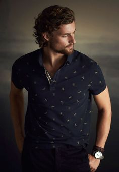 ab60791f9bf2f Camisa Pólo masc. Look 3 - Beyond the Hills - Men - AW 15 16 - Belgique
