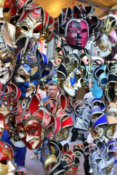 More masks in Venice!