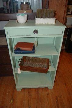 Bethie B Item: chabby chic bookshelf.