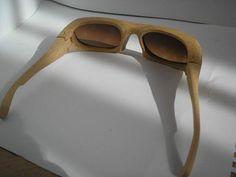 handmade glasses.wood-beech.