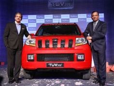 The new sub SUV from Mahindra, the is priced at Rs lakh and comes with a diesel engine that makes of peak power. The goes up against the Ford Ecosport compact SUV. Mahindra Thar, Ford Ecosport, Thing 1, Compact Suv, Diesel Engine, Definitions, Product Launch, India, Indie