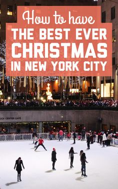 How to have the best ever Christmas in New York City! / A Globe Well Travelled